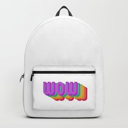 WOW Backpack