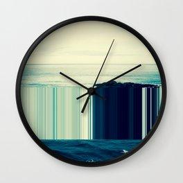 moses / far away Wall Clock