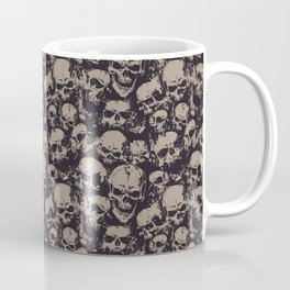 Skulls Seamless Coffee Mug