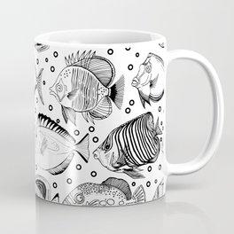 Fish - the school Coffee Mug