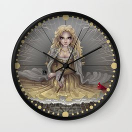 Your White Magic Wall Clock