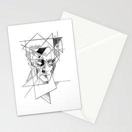 ziggy stardust Stationery Cards