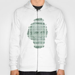 The Various Parts of Mr. Lincoln Exploding Towards the Viewer Hoody