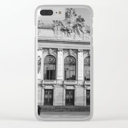 Opéra de Lille, France Clear iPhone Case