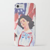 the national iPhone & iPod Cases featuring National Anthem by MariaBertosh