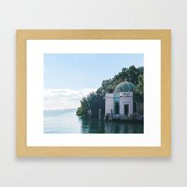 Vizcaya on Biscayne Framed Art Print