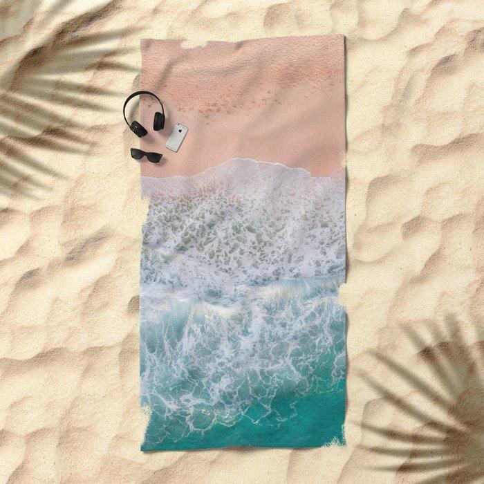 Sea 11 Beach Towel
