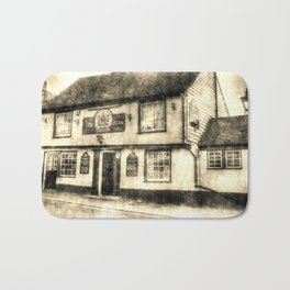 The Coopers Arms Pub Rochester Vintage Bath Mat