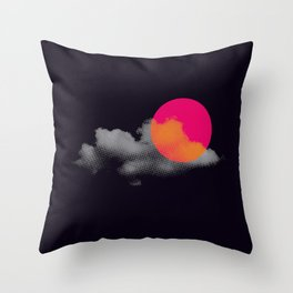 siempre sale el sol Throw Pillow