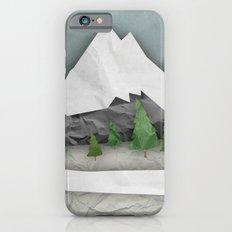 Wrinkled winter  iPhone 6s Slim Case
