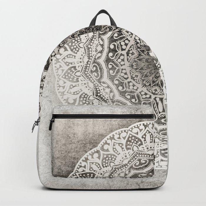 DESERT FLOWER MANDALA Backpack