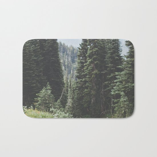 Through the Woods Bath Mat