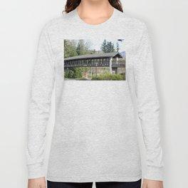 Bridge at the Falls Long Sleeve T-shirt