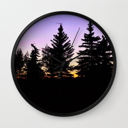 tree things for people who like trees Wall Clock
