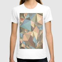 renaissance T-shirts featuring Renaissance Triangle Pyramids by Suburban Bird Designs