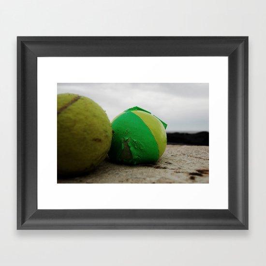 _beibi_ Framed Art Print