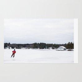 Ice Dancer Rug