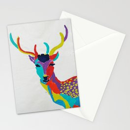 The Deer Stationery Cards
