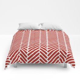 Herringbone Candy Comforters