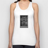 industrial Tank Tops featuring D1 Industrial by HOMER LIWAG