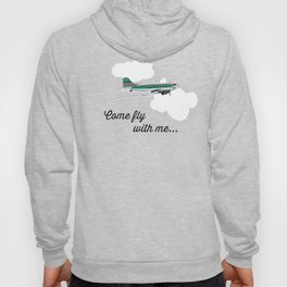 Come fly with me... Hoody