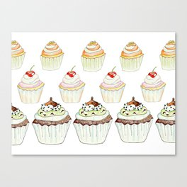 Have a Cupcake! Canvas Print