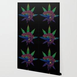Gecko leaf Wallpaper