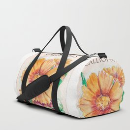 Calliopsis Seed Pack Duffle Bag