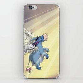 Angel Memory - Fan Art iPhone Skin