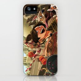 Street Gang iPhone Case
