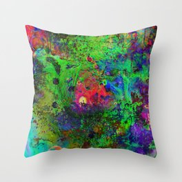 Victory Dr. Throw Pillow