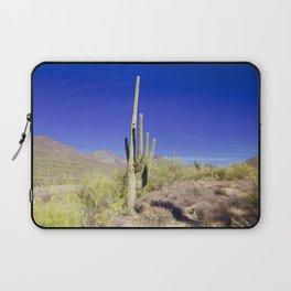 Carefree Cactus Laptop Sleeve