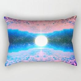 Electric Lemonade_ Rectangular Pillow