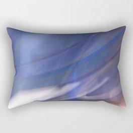 Motion Blur Series: Number Five Rectangular Pillow