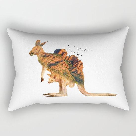 Baby on board Rectangular Pillow