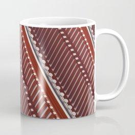 Pagoda roof pattern Coffee Mug