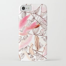 Acacia iPhone Case