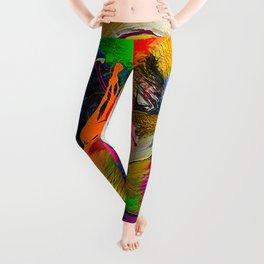 Colorful Leggings Leggings