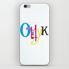Guidelines iPhone & iPod Skin