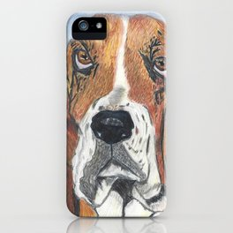 Watson iPhone Case