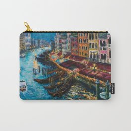 Venice Carnival 2019 Carry-All Pouch