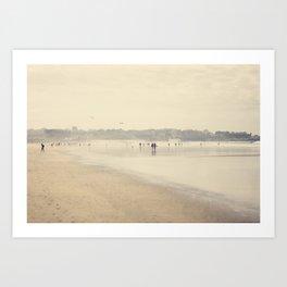 beach life III Art Print