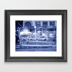New York Air  Framed Art Print