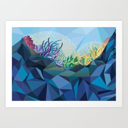 Fedora Art Print