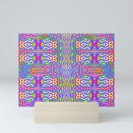 Light darkness ... Mini Art Print