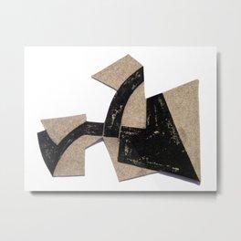 Shift Metal Print