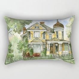 Victorian Summer Rectangular Pillow