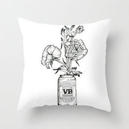Victoria Bitter Throw Pillow