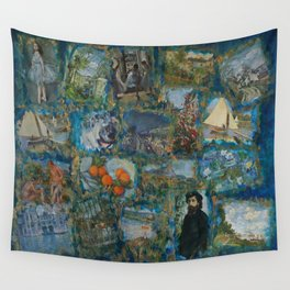 The Impressionists No. 1 COL140215a Wall Tapestry