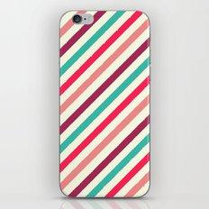 Striped. iPhone & iPod Skin